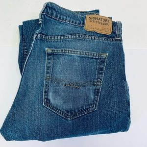 Men's Levi's Signature S61 Relaxed jeans